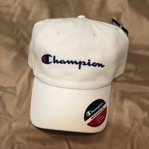 Brand new, never worn champion hat